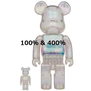 MEDICOM TOY - BE@RBRICK X-girl 100% & 400%