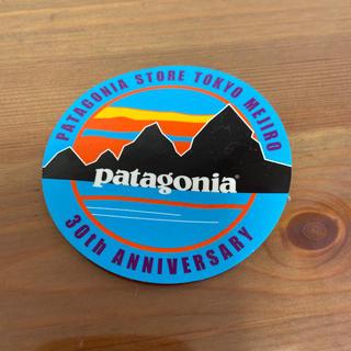 patagonia - patagonia ステッカー  目白店30周年記念
