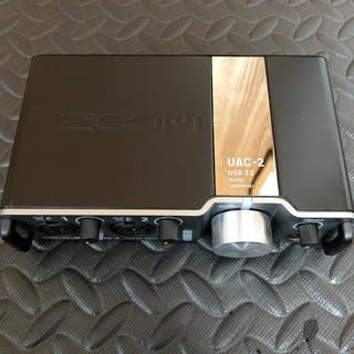 ズーム(Zoom)のZOOM UAC-2 オーディオインターフェース(オーディオインターフェイス)