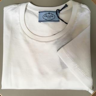 プラダ(PRADA)の【3連休中お値下げ】PRADA 半袖Tシャツ Mサイズ(Tシャツ(半袖/袖なし))