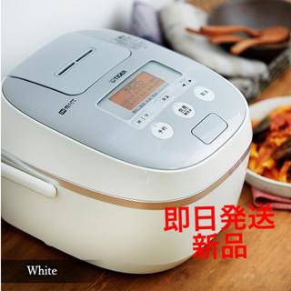 タイガー(TIGER)のタイガー IH炊飯器 5.5合 JPE-A100 新品•未開封 即日発送(炊飯器)