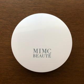 エムアイエムシー(MiMC)のMIMC BEAUTE エアリーパウダーファンデーション ケース&お試し(ファンデーション)