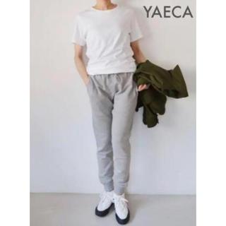 ヤエカ(YAECA)のYAECA STOCK スウェットパンツ ヤエカ(カジュアルパンツ)