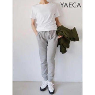 YAECA - YAECA STOCK スウェットパンツ ヤエカ