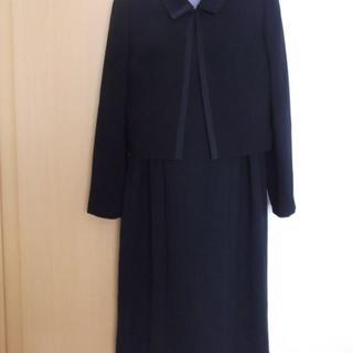 しまむら - 11AR11号★喪服ブラックフォーマルワンピース半袖ワンピース長袖ジャケット