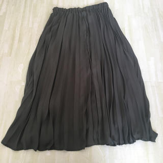 GU - 美品!!GUプリーツスカート