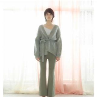 Rosary moon - ロザリームーン ニット ミント