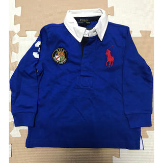 ポロラルフローレン(POLO RALPH LAUREN)のラルフローレン♡トップス90(Tシャツ/カットソー)