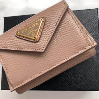 PRADA - PRADA三つ折り財布
