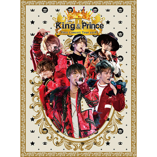 Johnny's - King&Prince Fast ConcertTour 2018【初回限定盤】