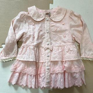 スーリー(Souris)のスーリー ♡トップス120(Tシャツ/カットソー)