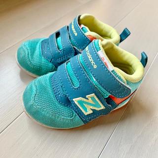 New Balance - ニューバランス574 スニーカー ベビー キッズ 12.5 マルチカラー