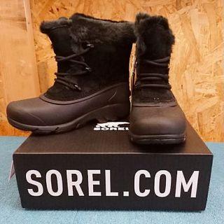 ソレル(SOREL)のソレル スノーエンジェル NL3482-010-23cm(ブーツ)