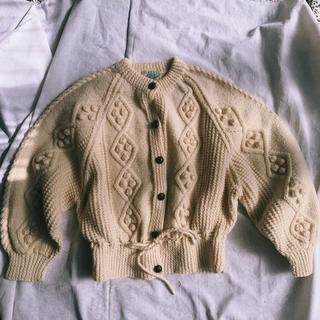 EDIT.FOR LULU - vintage fishermen knit