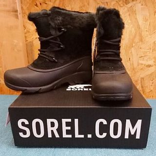 ソレル(SOREL)のソレル スノーエンジェル NL3482-010-24cm(ブーツ)