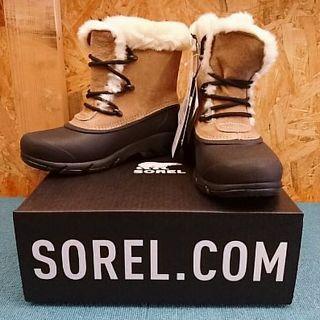 ソレル(SOREL)のソレル スノーエンジェル NL3482-234-23cm(ブーツ)