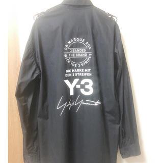 Y-3 - y-3 スタッフシャツ