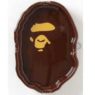 A BATHING APE - a bathing ape  APE HEAD ASHTRAY M 灰皿