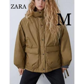 ザラ(ZARA)の【新品・未使用】ZARA オーバーサイズ ジャケット M(ブルゾン)