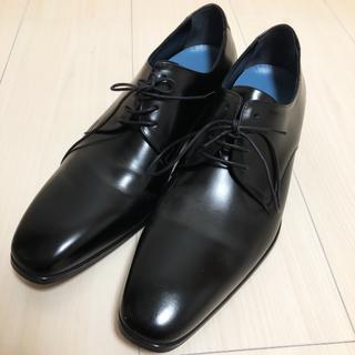 リーガル(REGAL)のBENIR(ベニル) ブラック 25.5cm メンズシューズ ウエディング 革靴(ドレス/ビジネス)