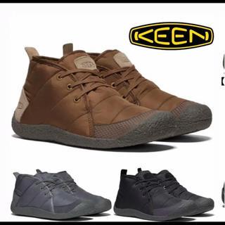 キーン KEEN ハウザー キルテッド メンズ 29センチ(ブーツ)