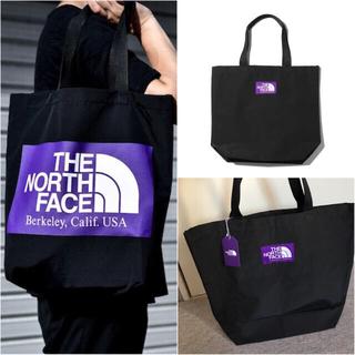 THE NORTH FACE - ノースフェイスパープルレーベル ロゴトートバッグ