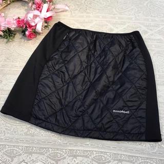 mont bell - モンベル♡スカート♡ブラック