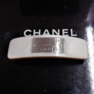 CHANEL - CHANEL バレッタ