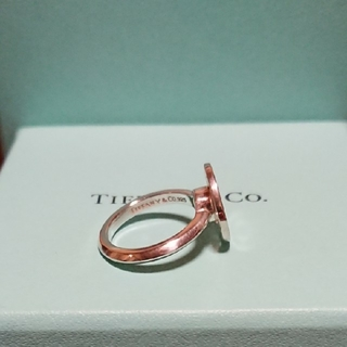 Tiffany & Co. - ティファニー アトラスリングⅡ