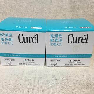 Curel - キュレル クリームジャー 2個