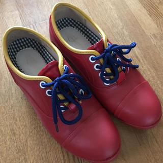 アシナガオジサン(あしながおじさん)のレインシューズ(レインブーツ/長靴)