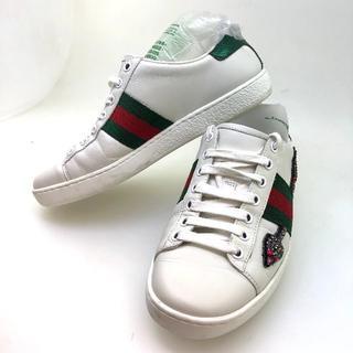 Gucci - 【GUCCI】グッチ Ace エース スニーカー 454551 #35 1/2