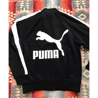 プーマ(PUMA)の新品 PUMA トラックジャージ レディースM(ウォーキング)