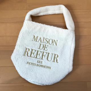 Maison de Reefur - メゾンドリーファー ファーバッグ