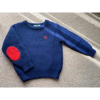 Munsingwear - munsingwear キッズ セーター 100