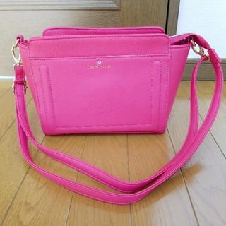 しまむら - ピンクショルダーバッグ