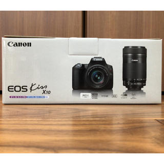 Canon - Canon EOS kiss x10 ダブルズームキット