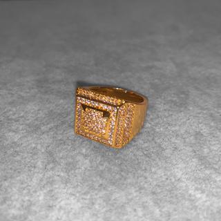 【YG】ジルコニア ロジウムコーティング S925 金属アレルギー対応(リング(指輪))