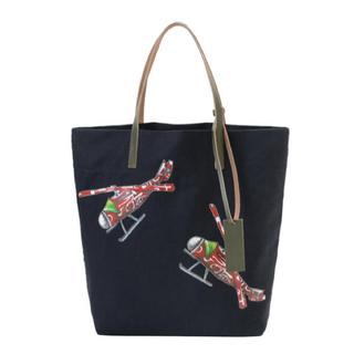 マルニ(Marni)の価格見直し MARNI×frank navin campus tote bag(トートバッグ)