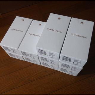 HUAWEI P30 lite 10台(スマートフォン本体)