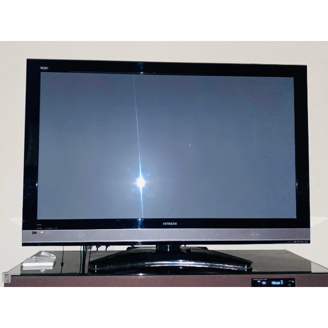 日立(ヒタチ)の日立プラズマテレビWooo P50-XP05 スマホ/家電/カメラのテレビ/映像機器(テレビ)の商品写真
