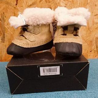 ソレル(SOREL)のソレル カリブーティーNN2710-373-11.4cm(ブーツ)