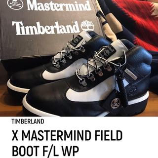 Timberland - ティンバーランド x マスターマインド  フィールドブーツ 新品