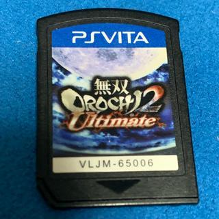 PlayStation Vita - vita 無双OROCHI2 送料無料