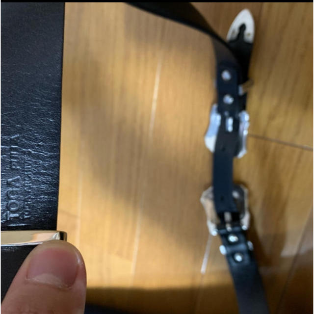 TOGA(トーガ)のTOGA トーガプルラ ベルト メンズのファッション小物(ベルト)の商品写真