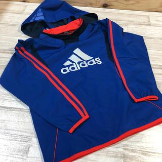 adidas - adidas アディダス キッズ サッカー ウェア アウター ジャージ 140