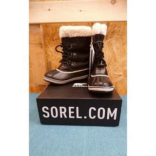 ソレル(SOREL)のソレル ユートパックナイロン NY1962-010-22cm(ブーツ)
