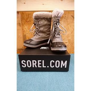 ソレル(SOREL)のソレル ユートパックナイロン NY1962-053-22cm(ブーツ)