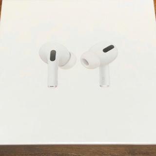 Apple - AirPods Pro 新品未開封未開封品