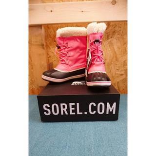 ソレル(SOREL)のソレル ユートパックナイロン NY1962-674-21㎝(ブーツ)